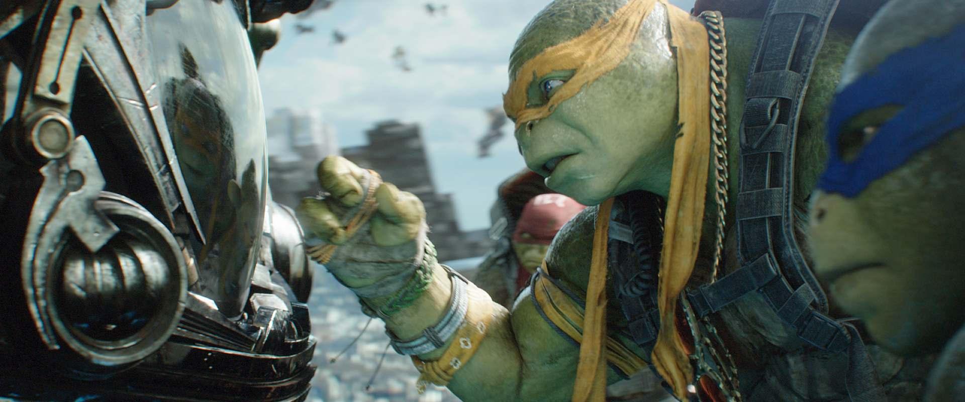 Watch Teenage Mutant Ninja Turtles Out Of The Shadows On Netflix