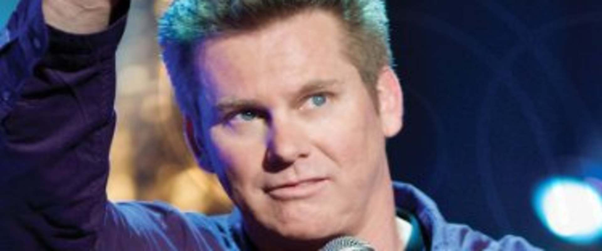 Brian Regan: The Epitome of Hyperbole background 1