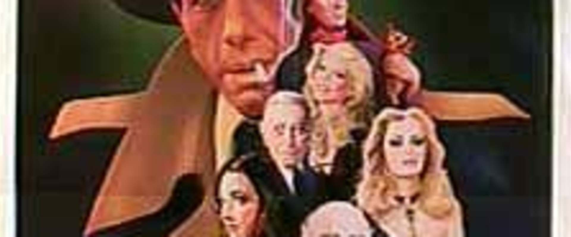 The Man with Bogart's Face background 1