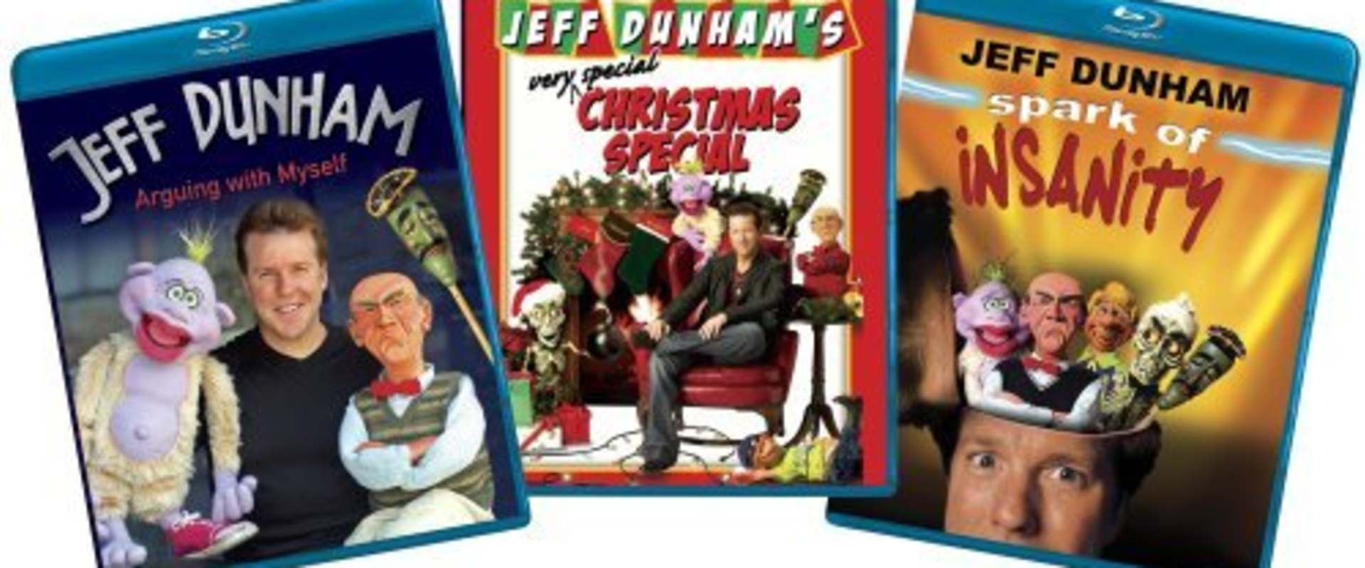 Jeff Dunham's Very Special Christmas Special background 1