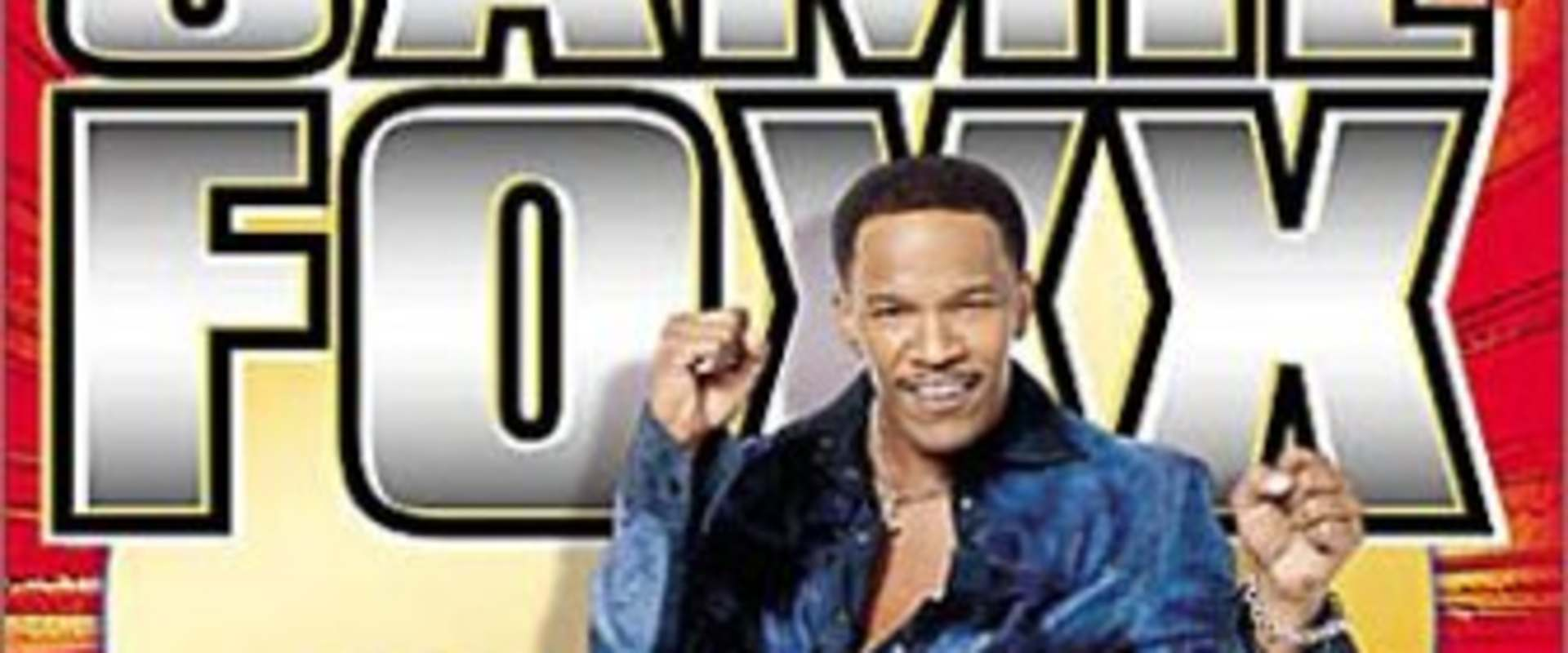 Jamie Foxx: I Might Need Security background 1