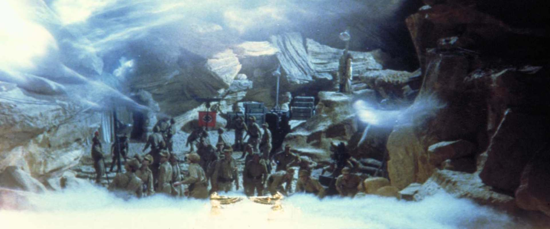 Raiders of the Lost Ark background 1