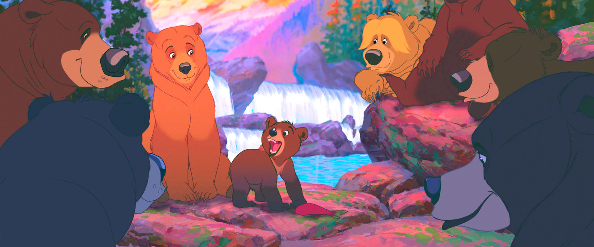 Brother Bear background 2