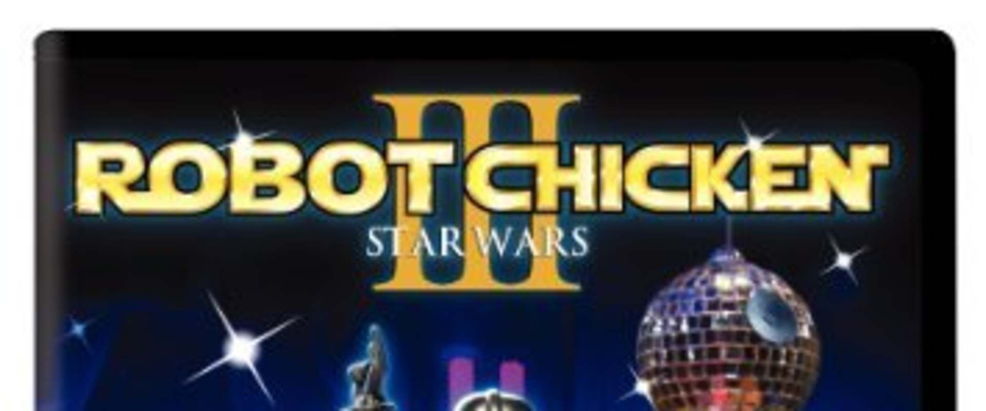 Robot Chicken: Star Wars Episode III background 2