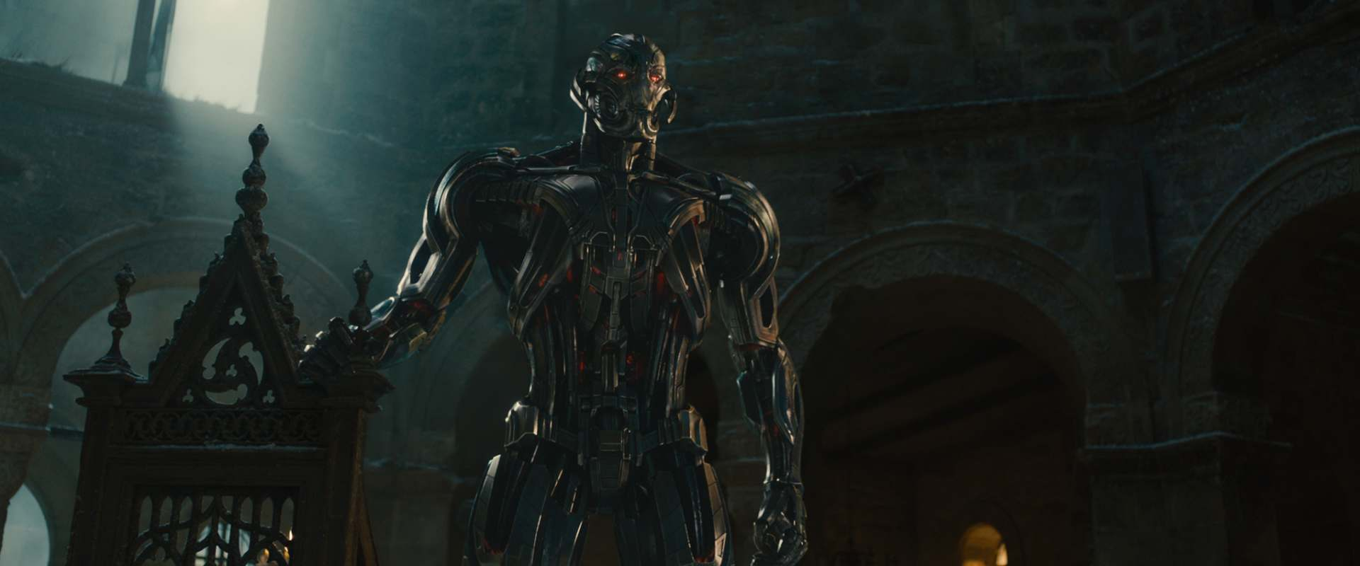 Avengers: Age of Ultron background 1