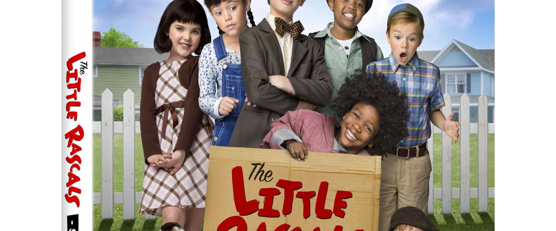 The Little Rascals Save the Day background 2
