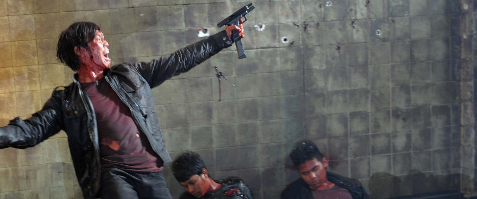 The Raid 2 background 2