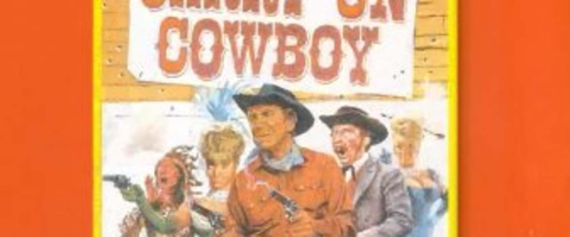 Carry on Cowboy background 2