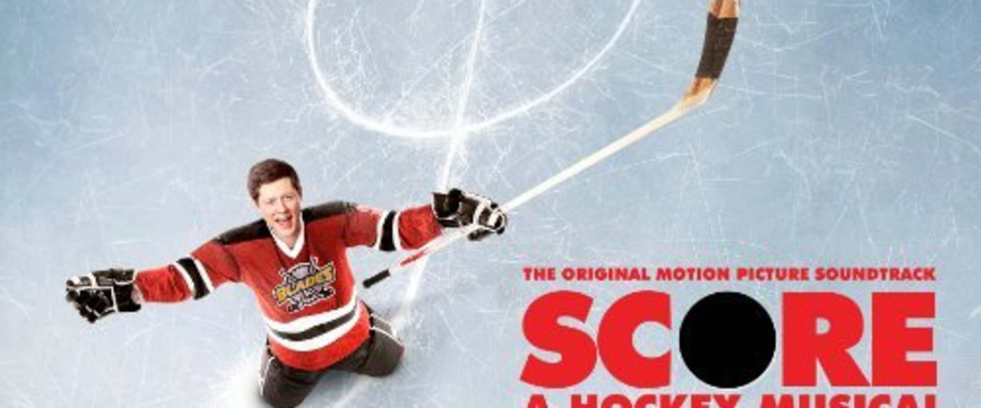 Score: A Hockey Musical background 1