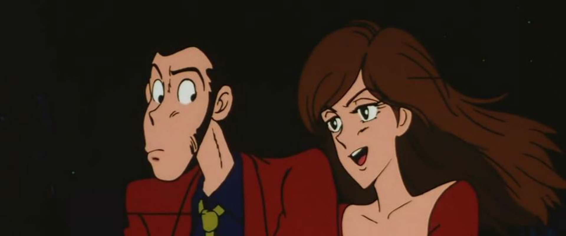 Lupin the 3rd: The Hemingway Papers background 1