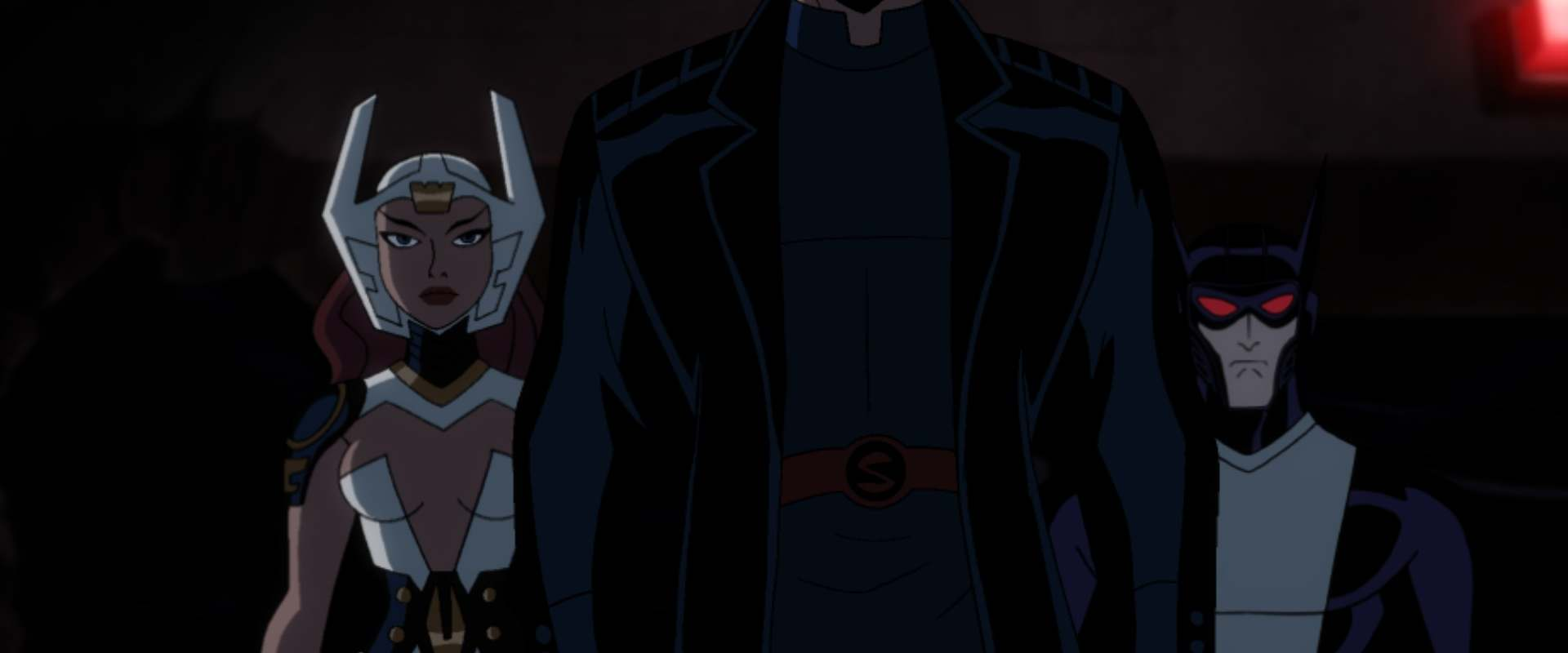 Justice League: Gods and Monsters background 1