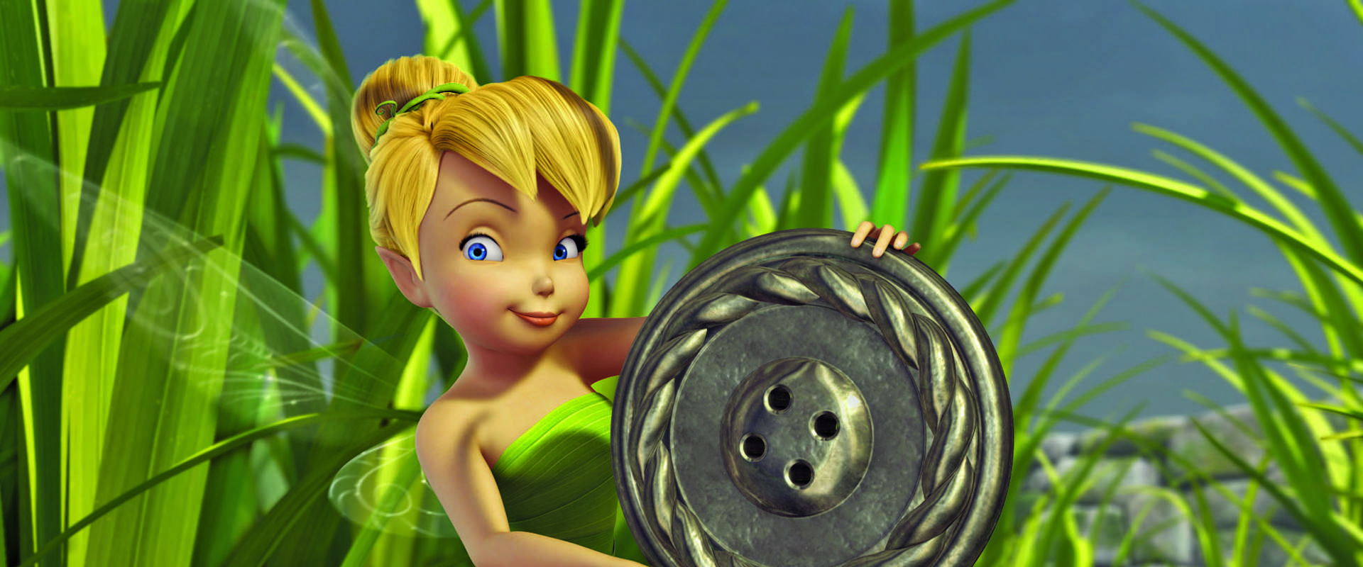 Tinker Bell and the Great Fairy Rescue background 1