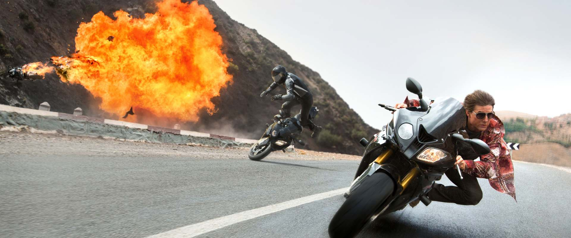 Mission: Impossible - Rogue Nation background 2