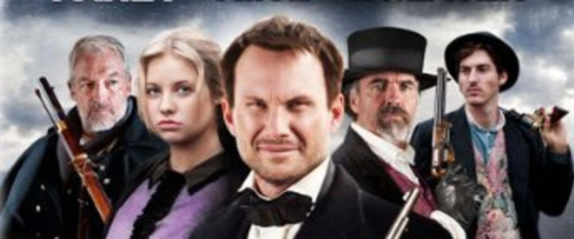 Hatfields and McCoys: Bad Blood background 2