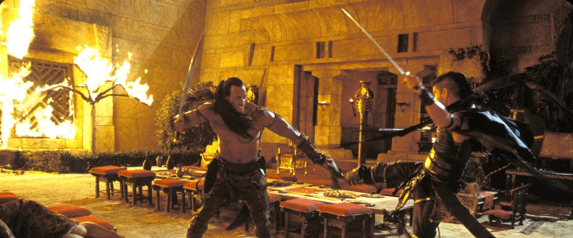 The Scorpion King background 2