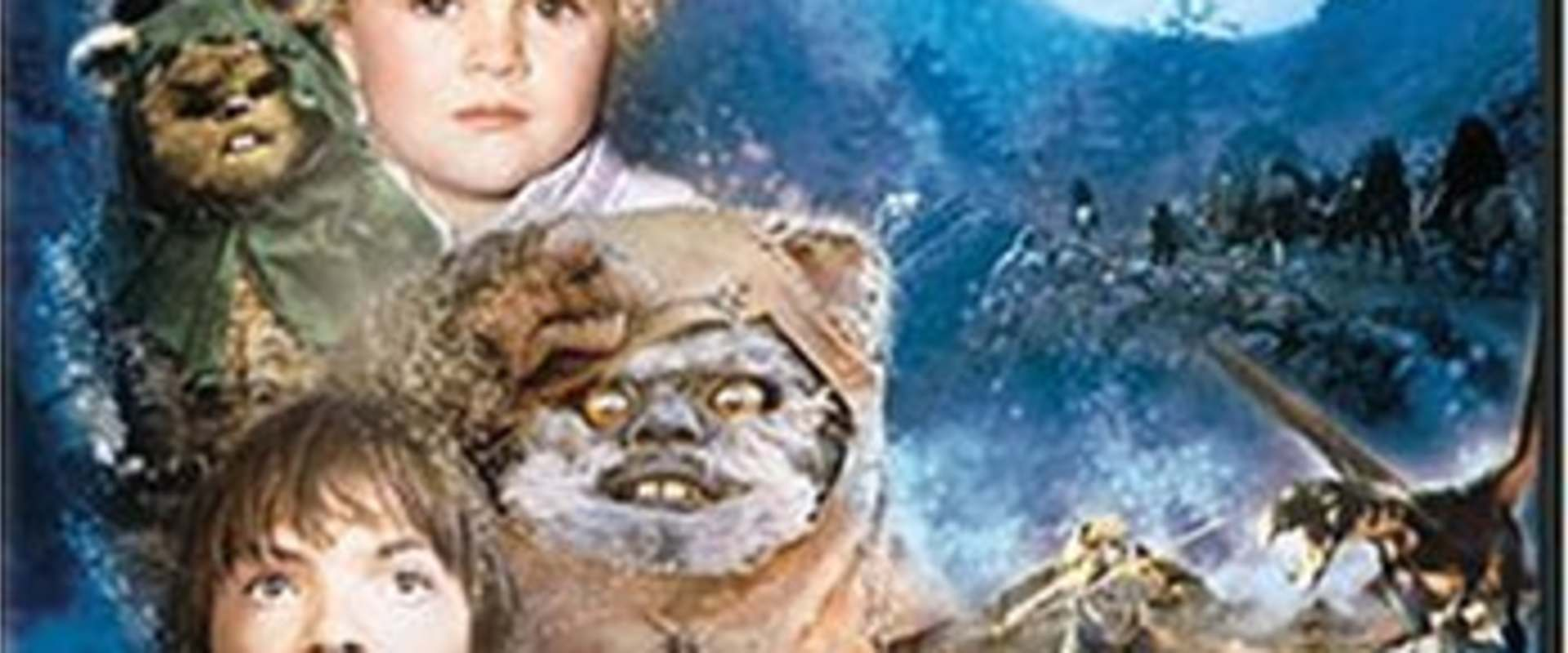 Watch The Ewok Adventure on Netflix Today!  NetflixMovies.com