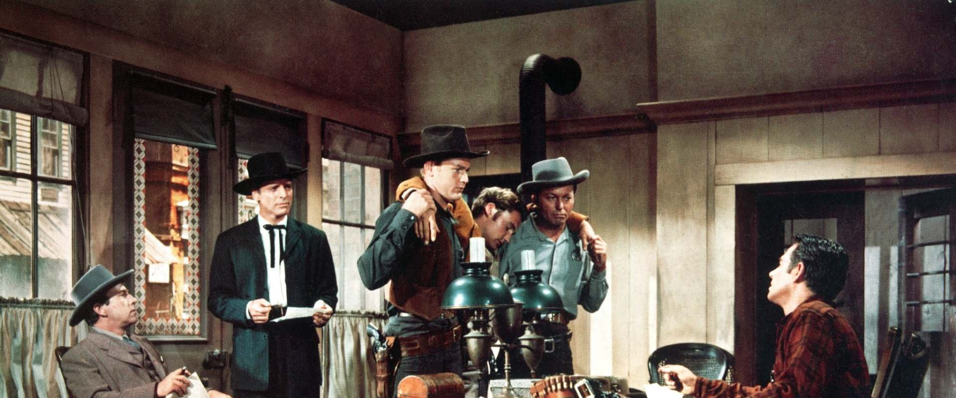 Gunfight at the O.K. Corral background 1