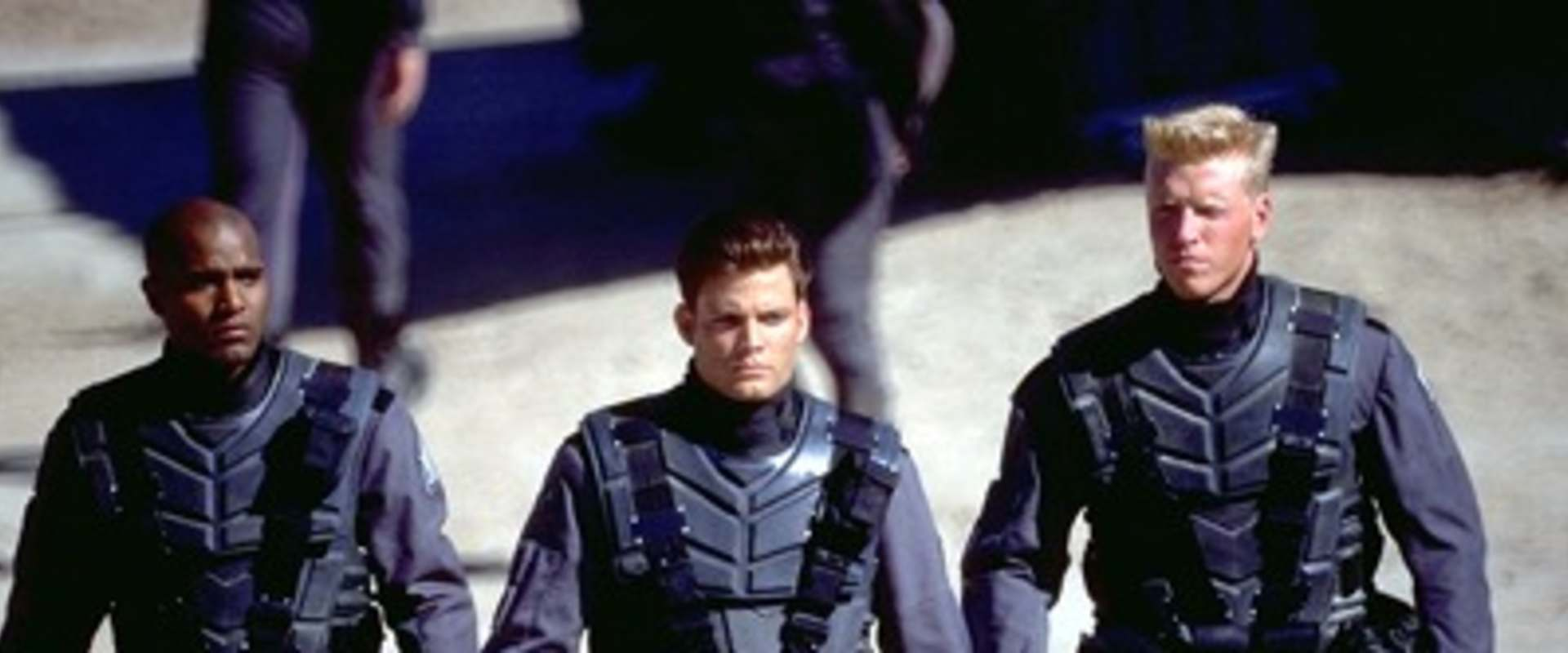 Starship Troopers background 2