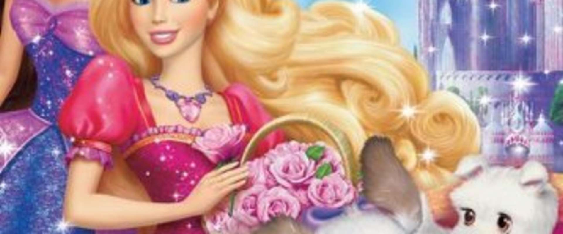 Barbie and the Diamond Castle background 1