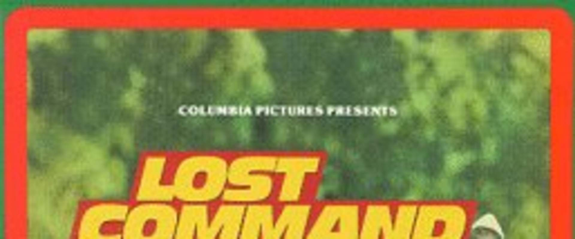 Lost Command background 1