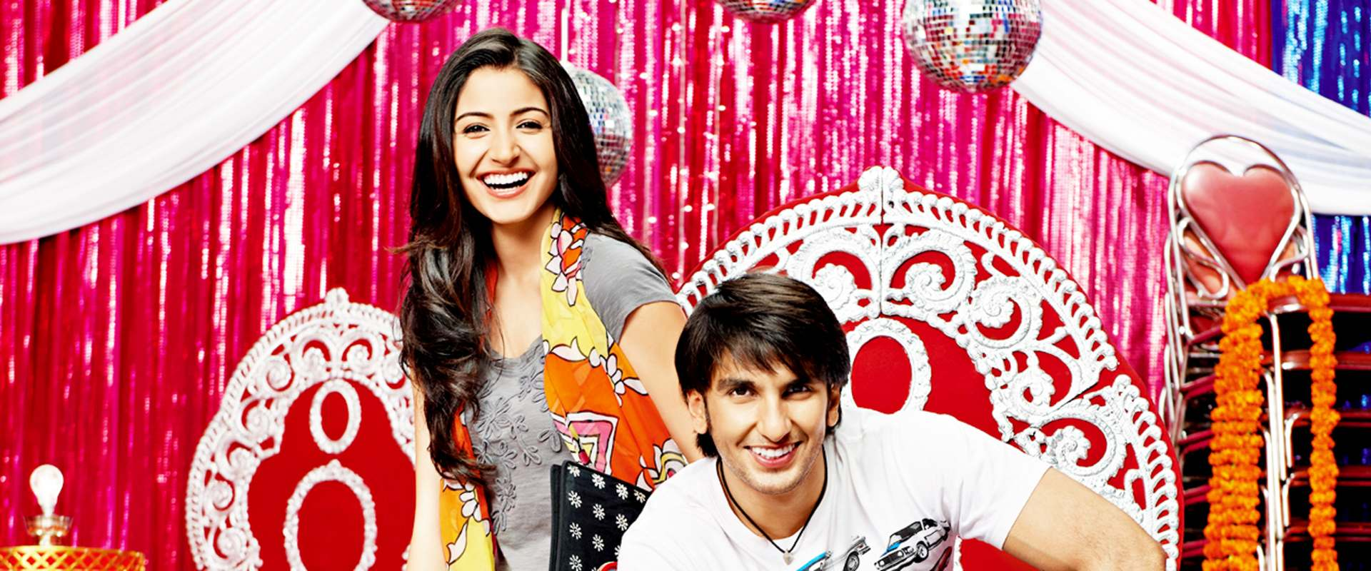 Band Baaja Baaraat background 2