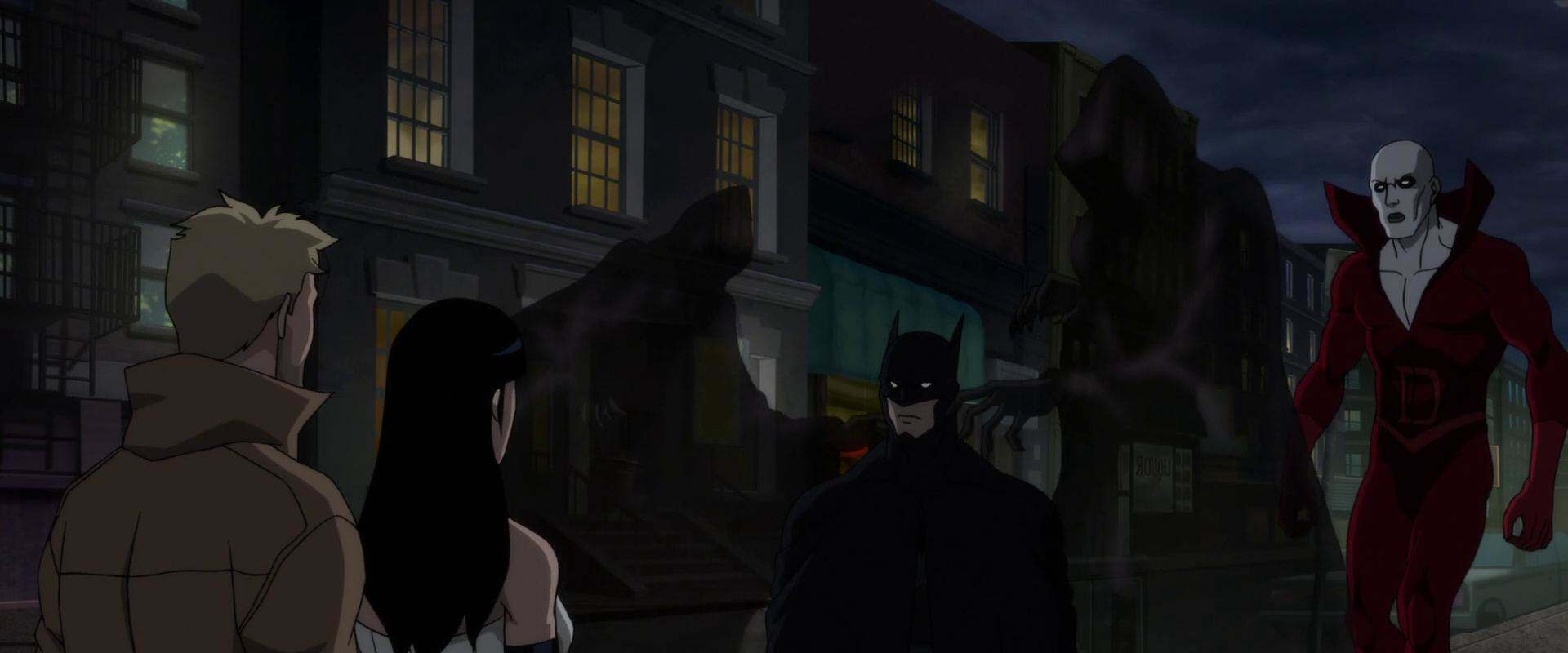 Justice League Dark background 2