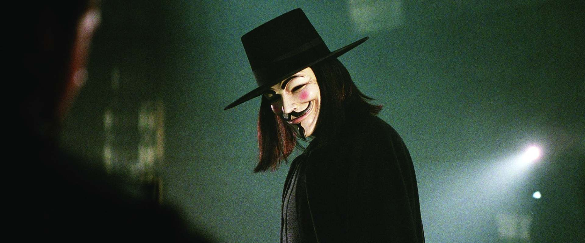 V for Vendetta background 2