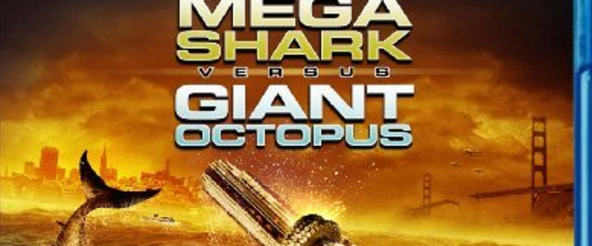 Mega Shark vs. Giant Octopus background 2