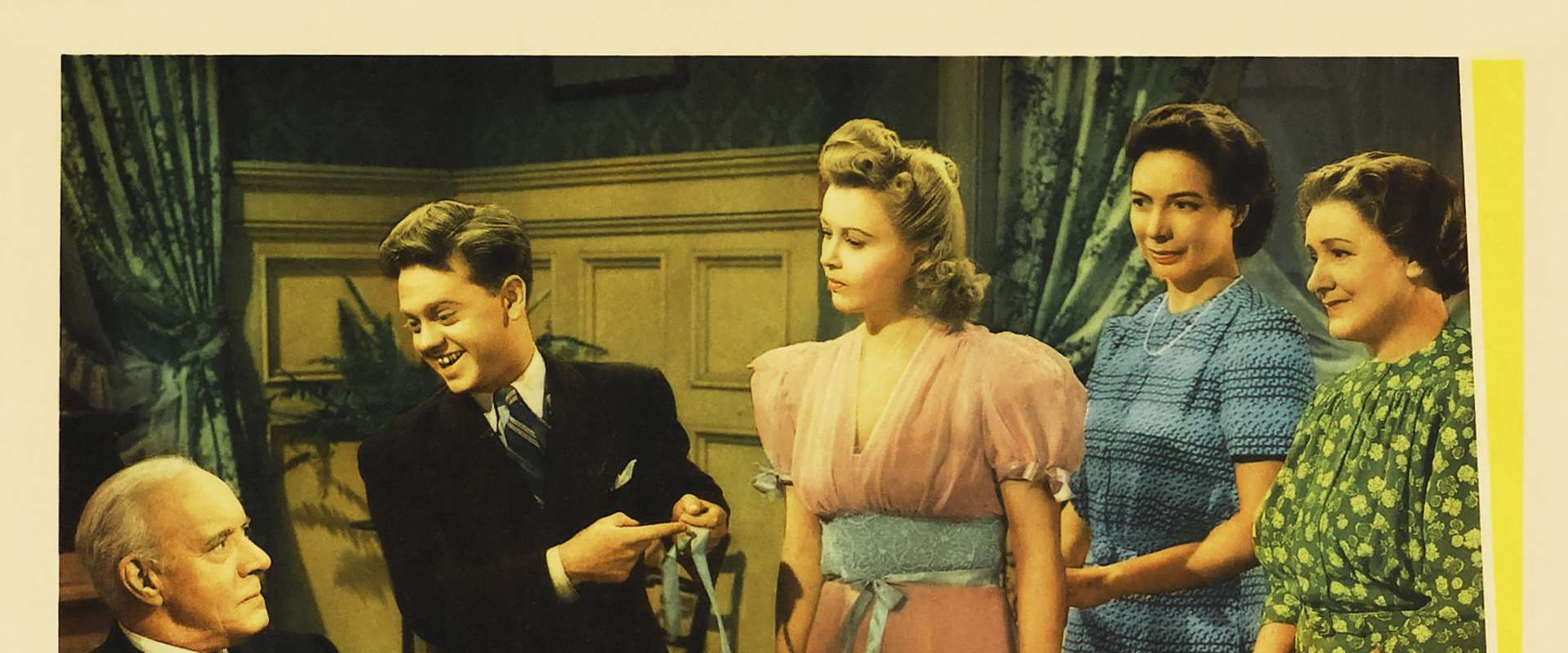 The Courtship of Andy Hardy background 1