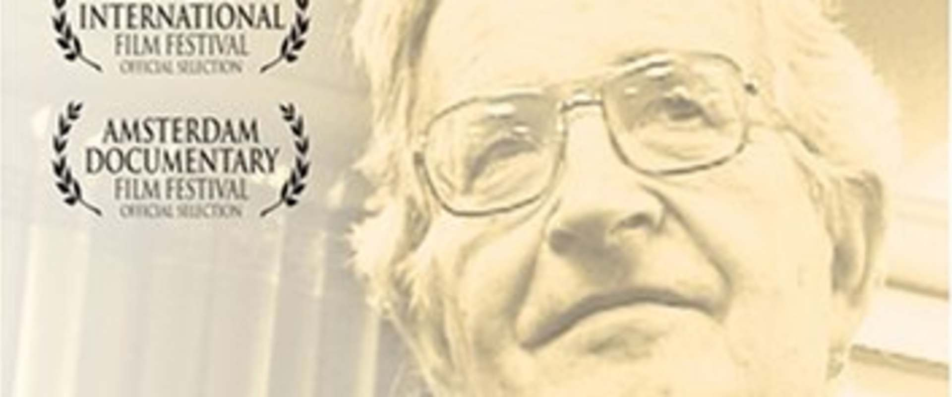 Noam Chomsky: Rebel Without a Pause background 1