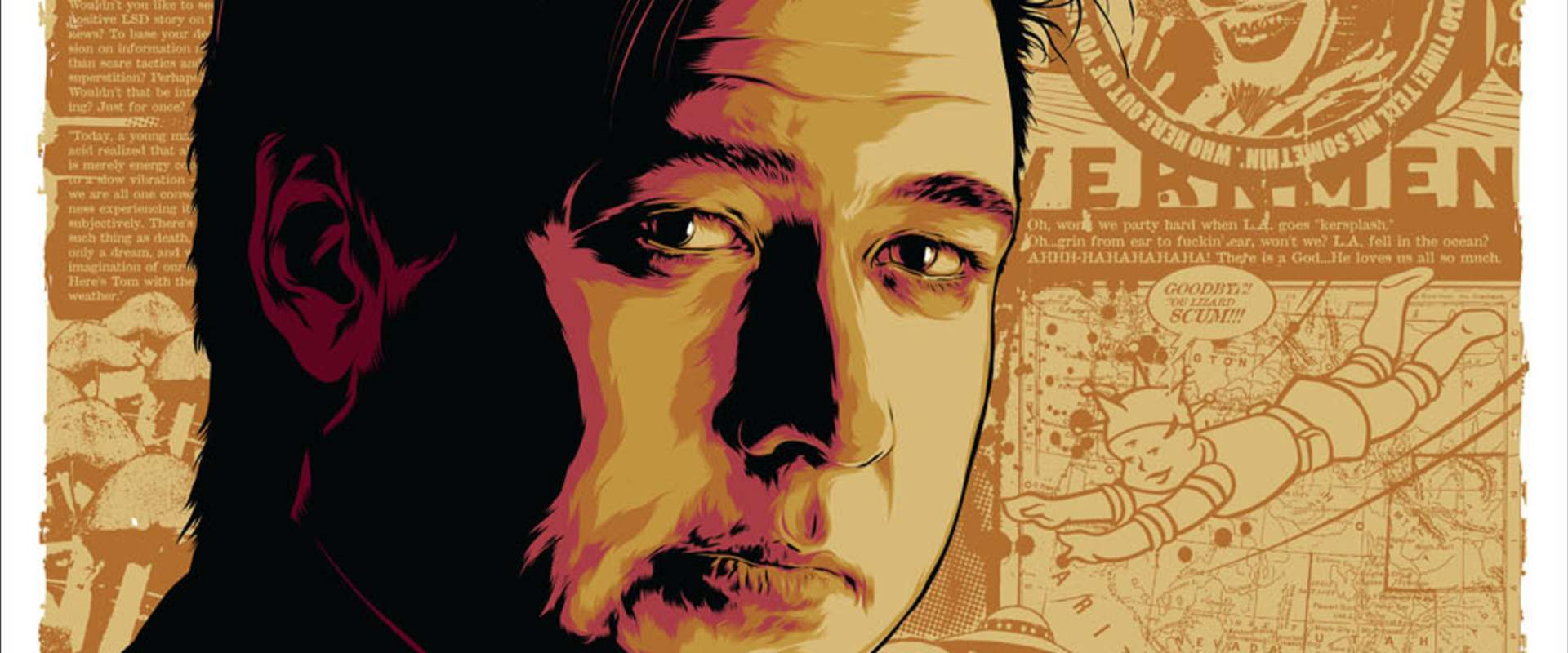 American: The Bill Hicks Story background 2
