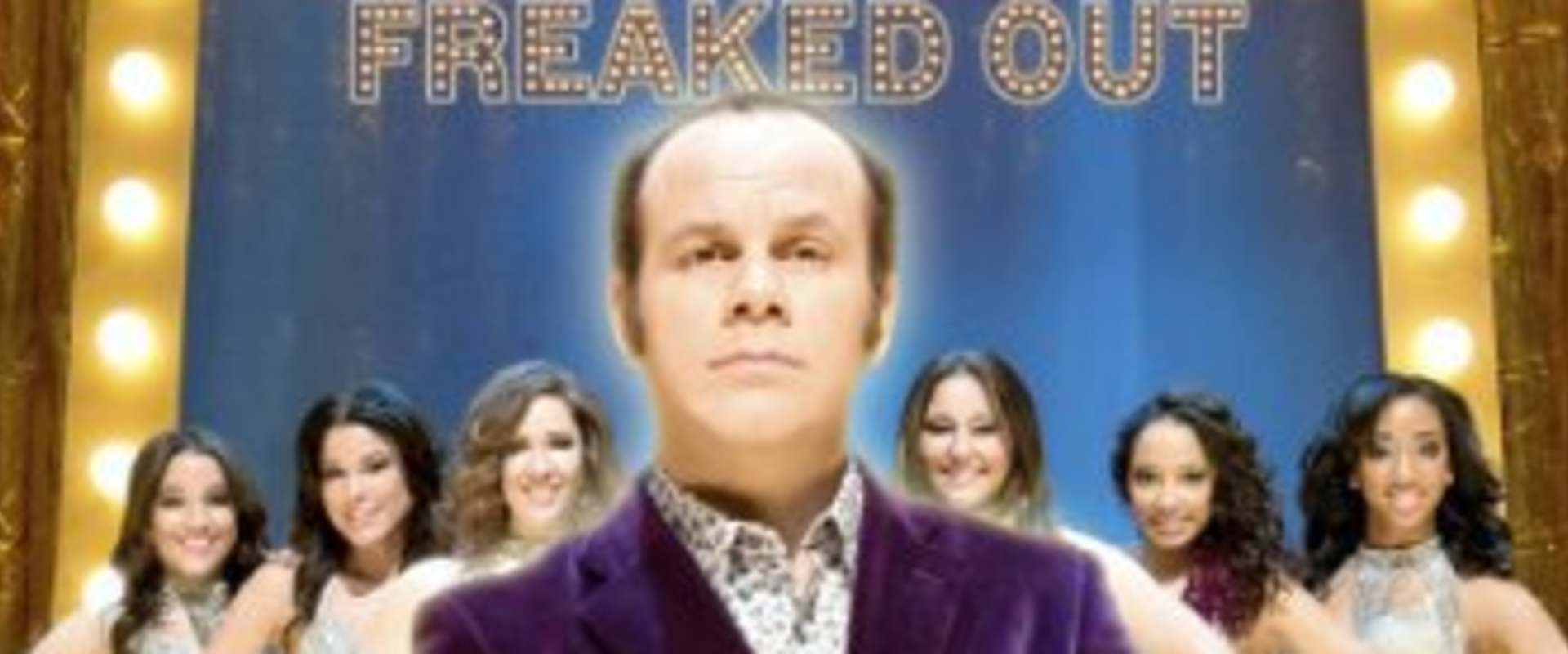 Tom Papa: Freaked Out background 1