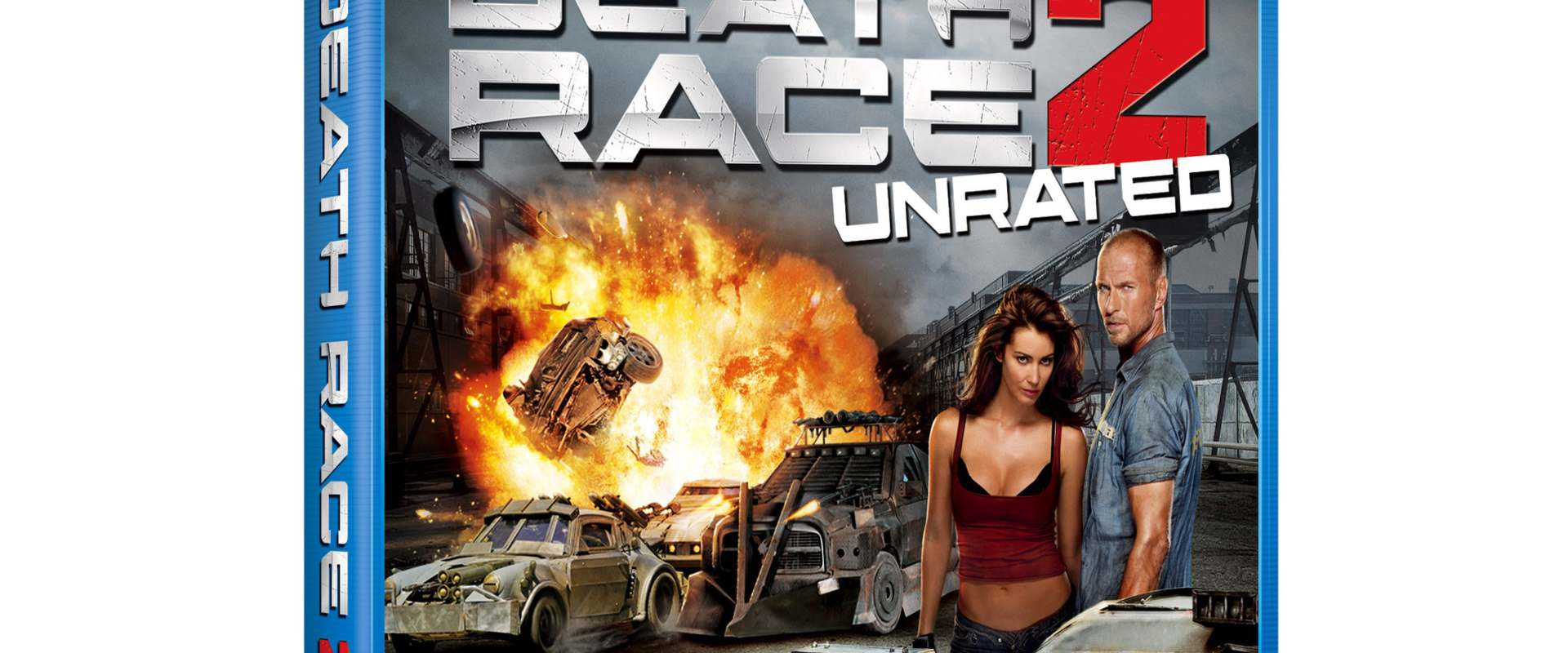 Death Race 2 background 1