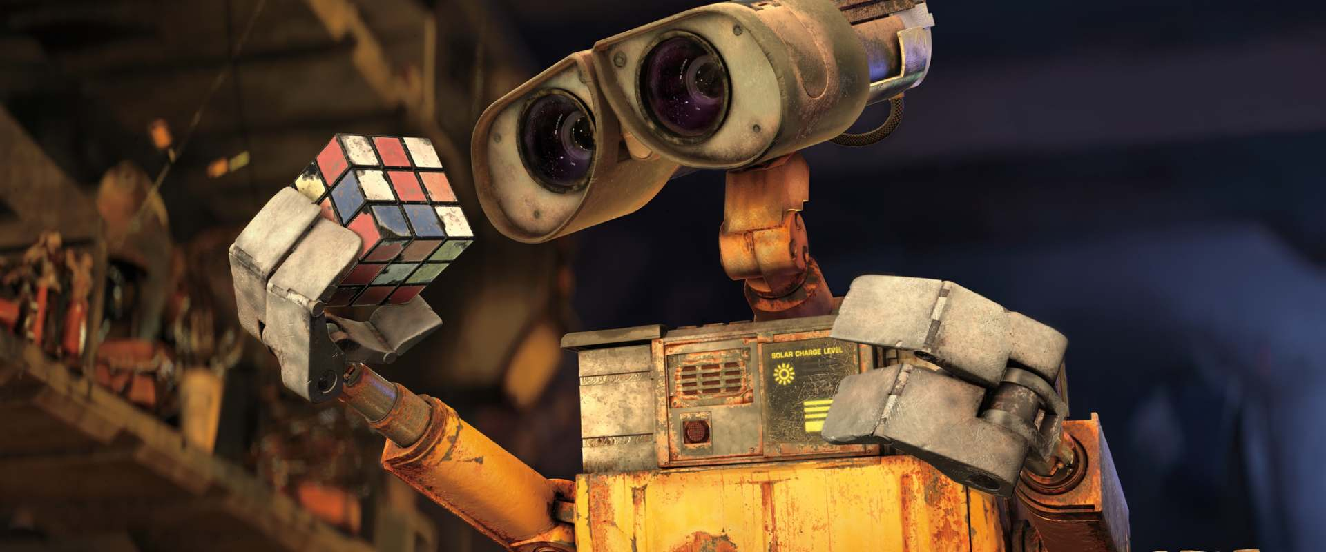WALL·E background 2