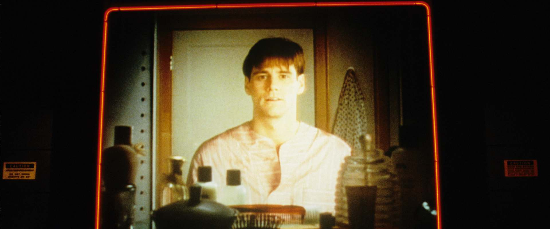 The Truman Show background 1