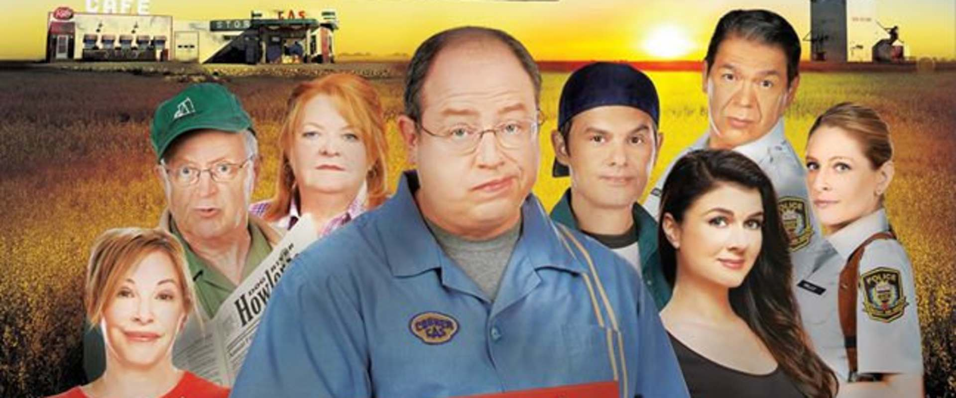 Corner Gas: The Movie background 1