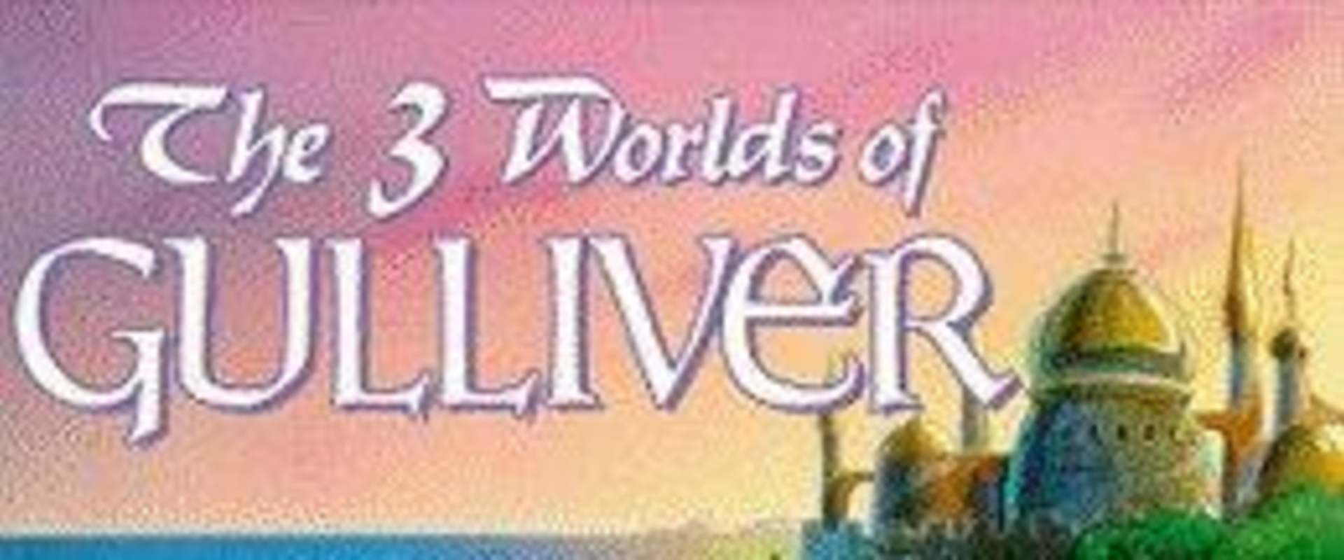 The 3 Worlds of Gulliver background 1