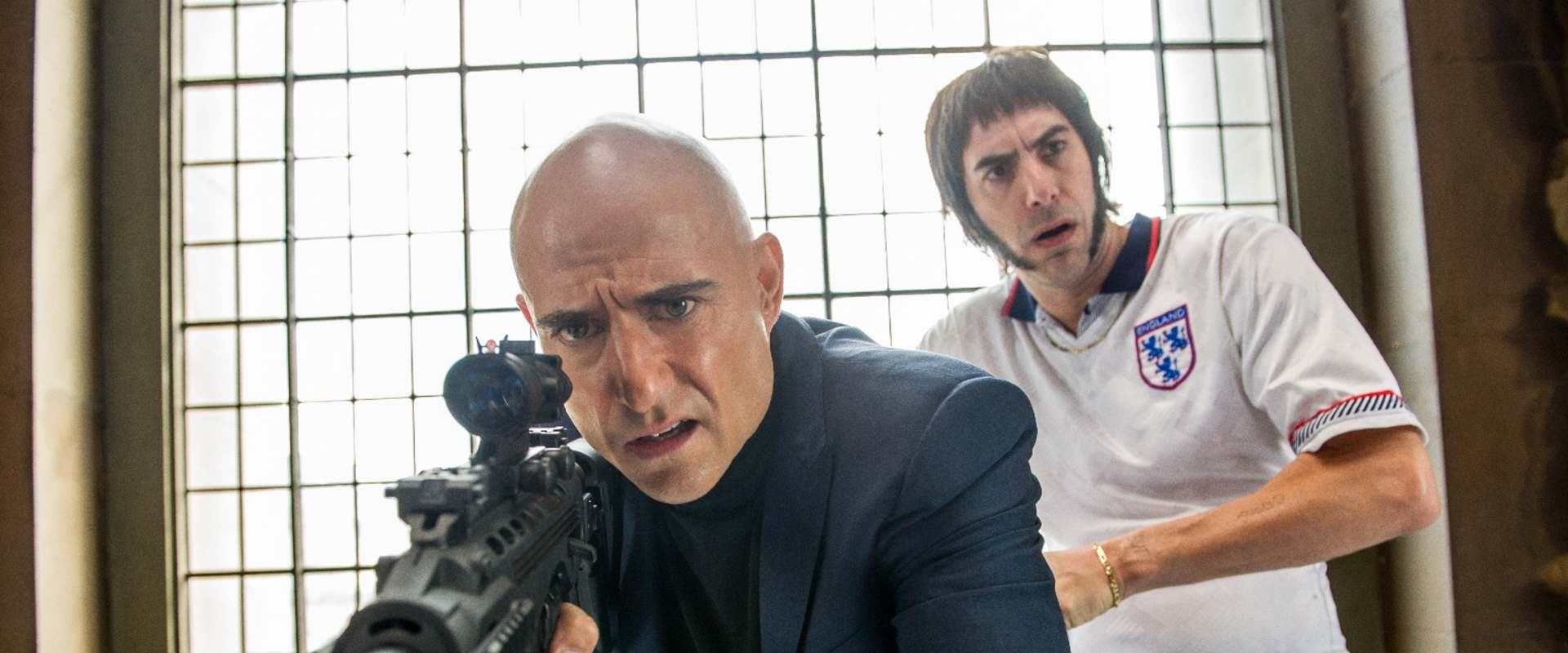 The Brothers Grimsby background 1