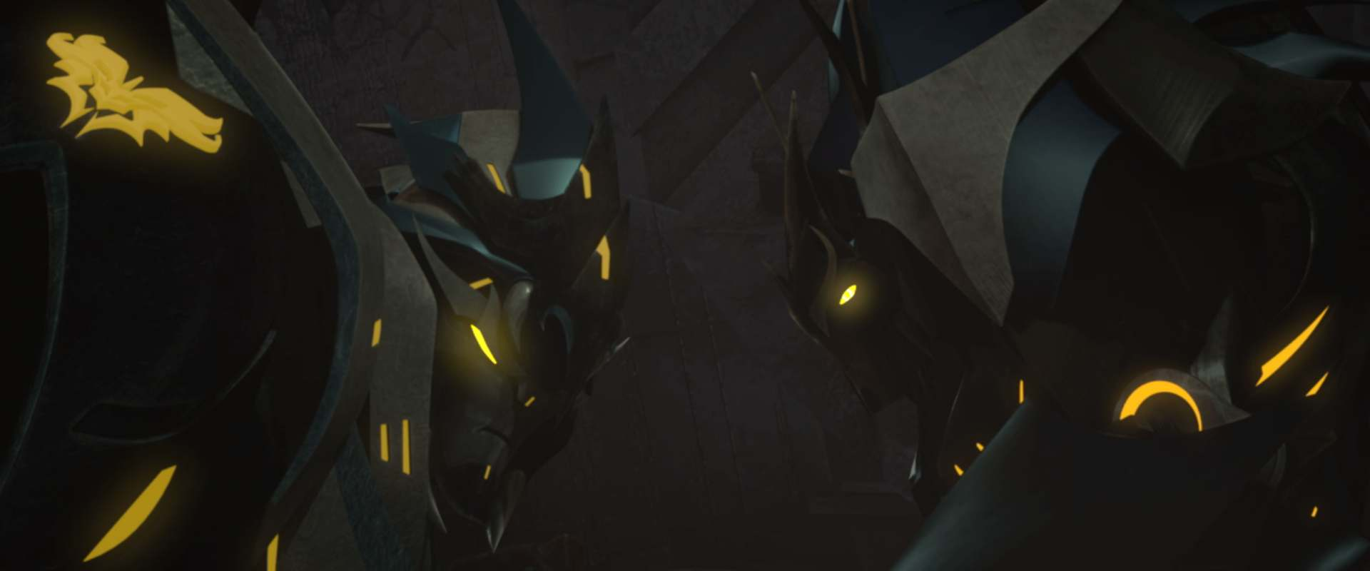Transformers Prime Beast Hunters: Predacons Rising background 2