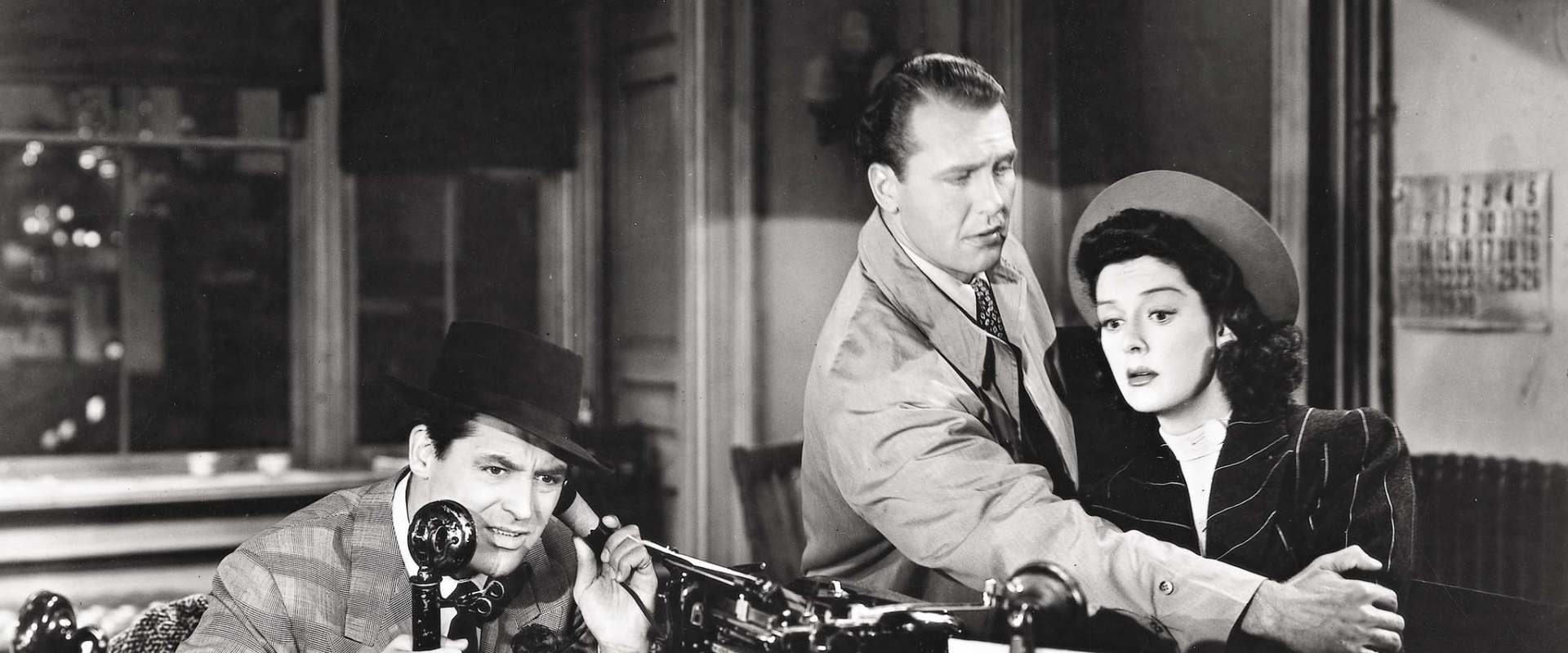 His Girl Friday background 2
