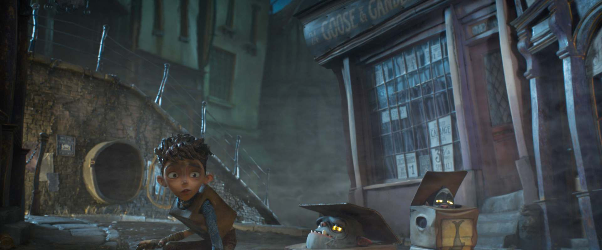 The Boxtrolls background 1