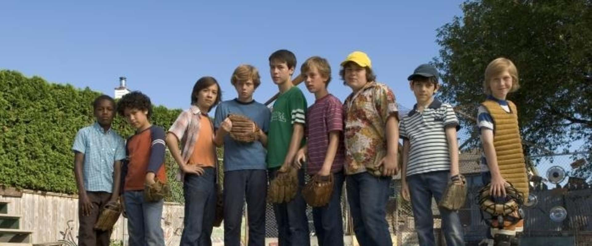 The Sandlot: Heading Home background 2
