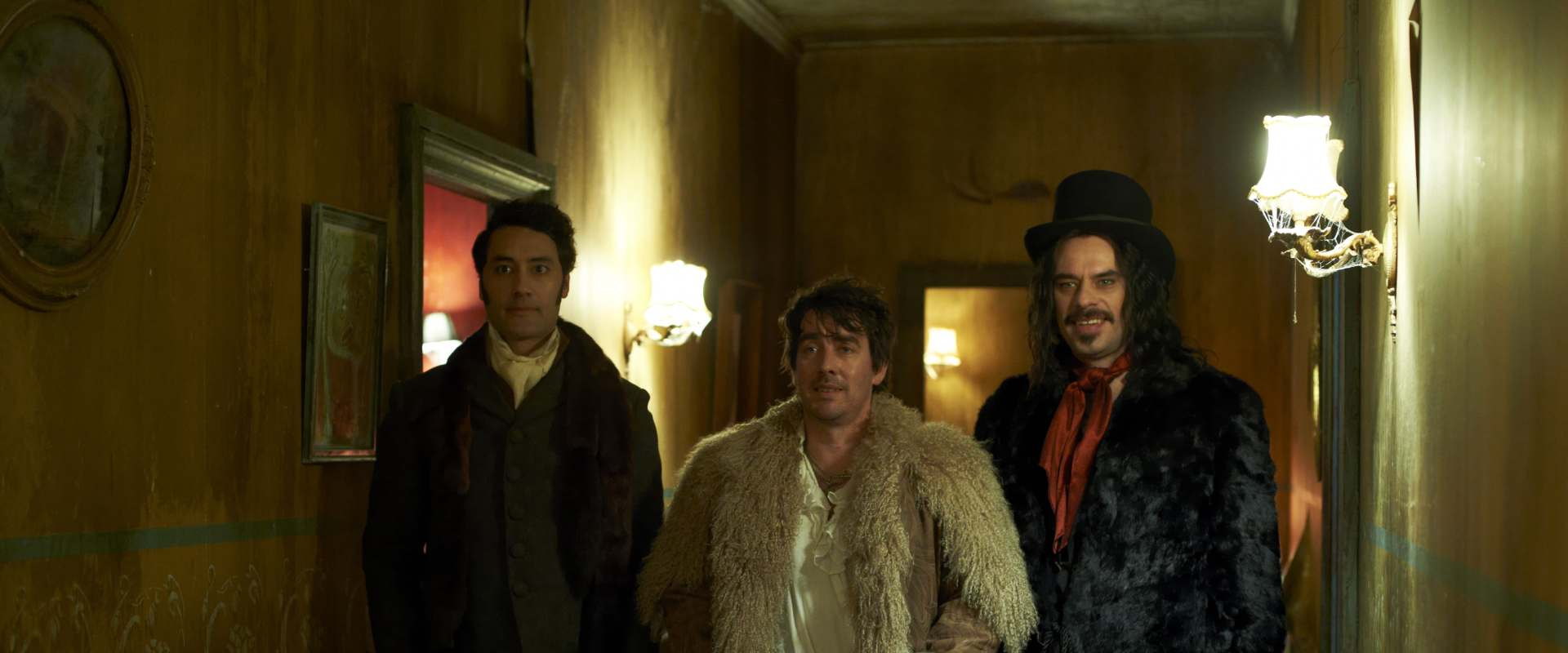 What We Do in the Shadows background 2