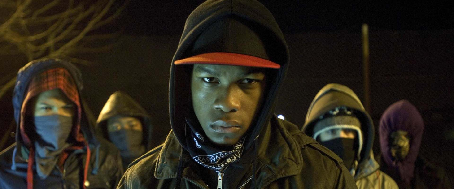 Attack the Block background 2