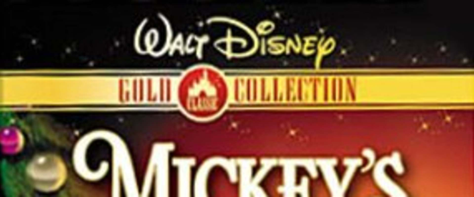 Mickey's Once Upon a Christmas background 1