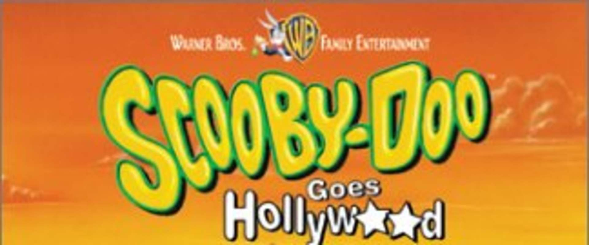 Scooby-Doo Goes Hollywood background 2