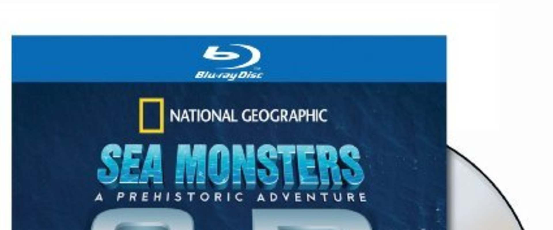 Sea Monsters: A Prehistoric Adventure background 1