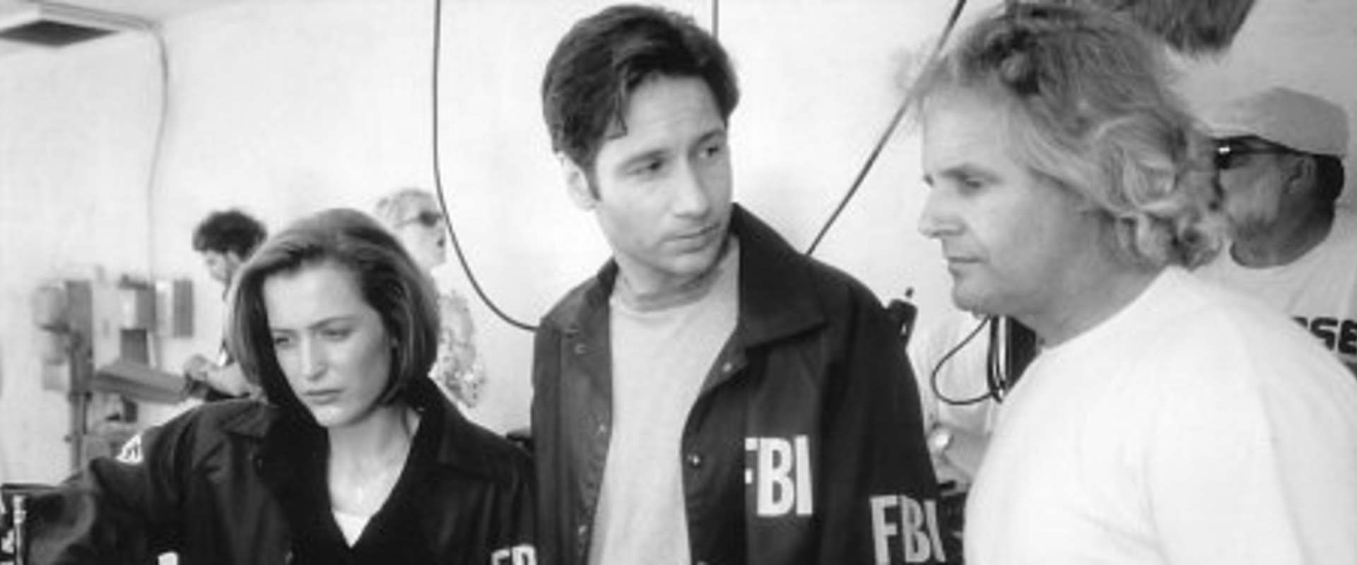 The Making of 'The X Files: Fight the Future' background 2