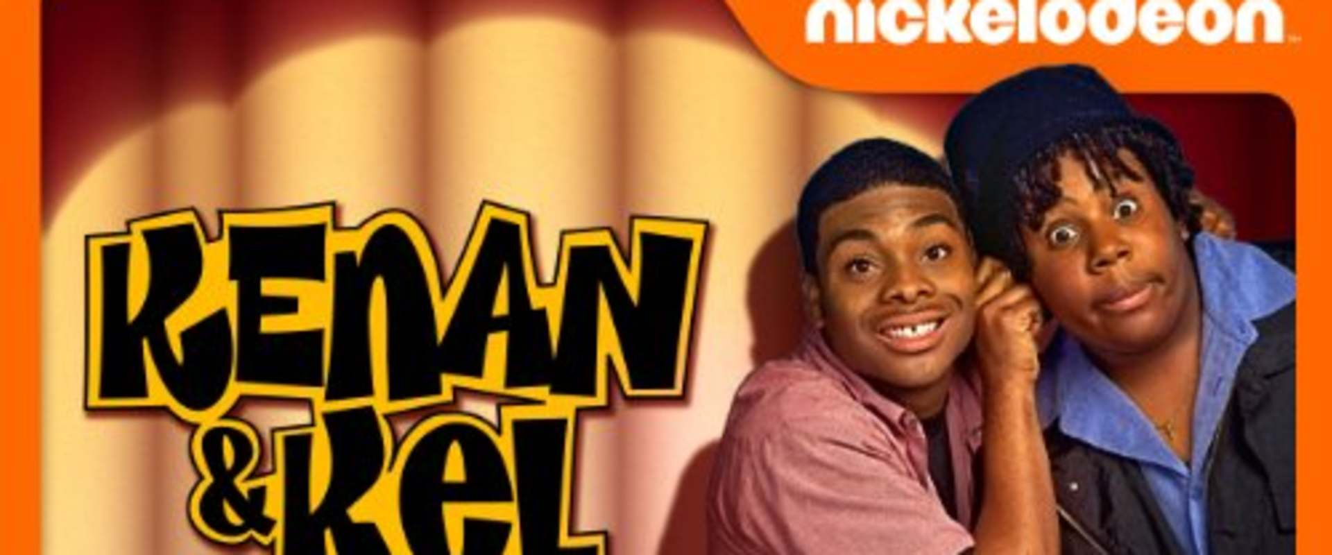 Kenan & Kel: Two Heads Are Better Than None background 1