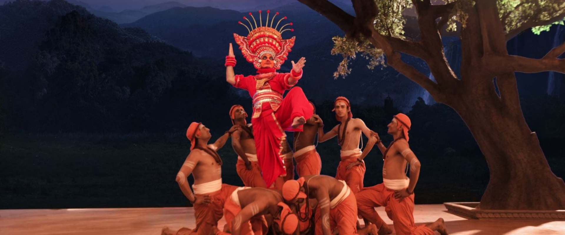 Uttama Villain background 2
